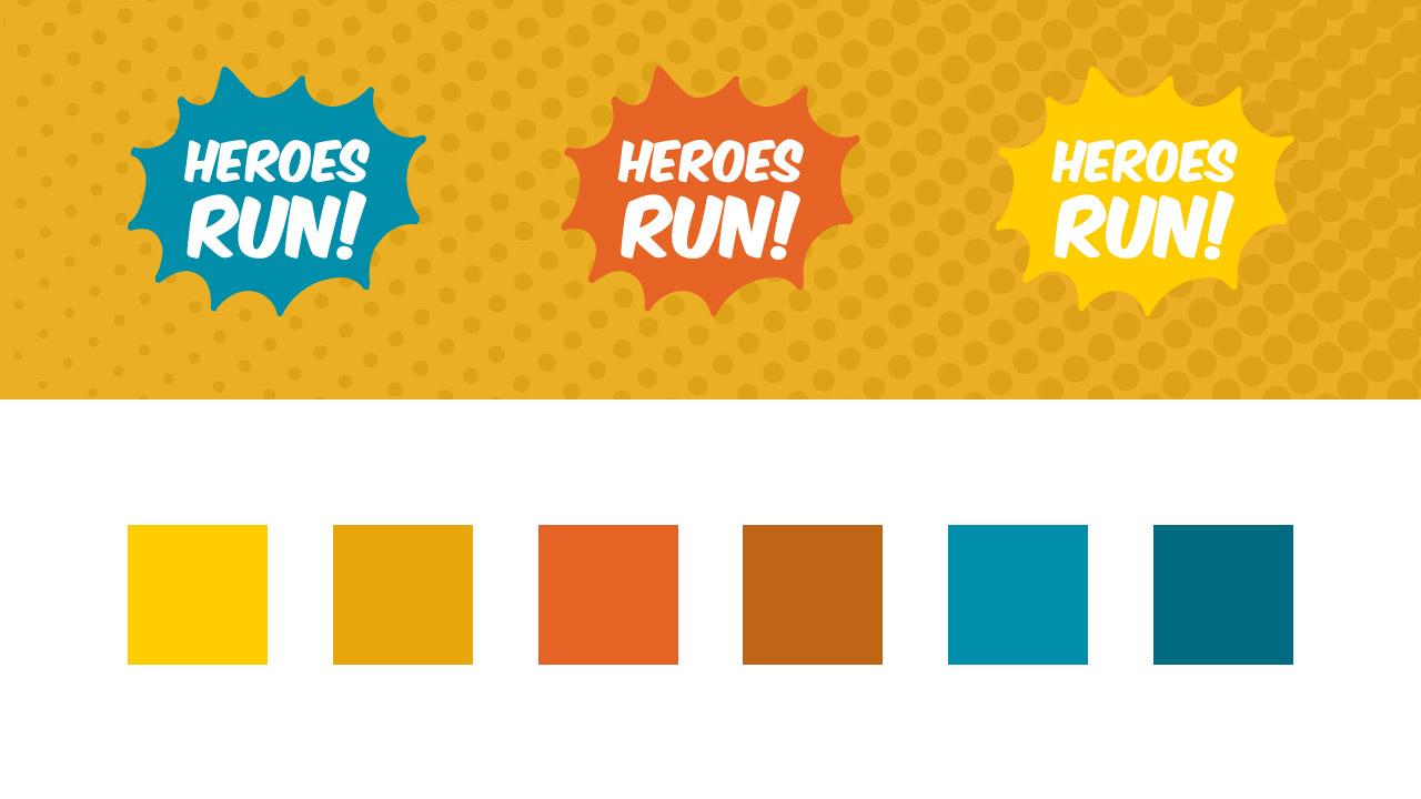 Heroes Run Design 1